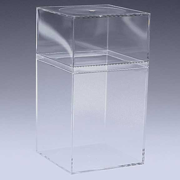 Large Clear Acrylic Box