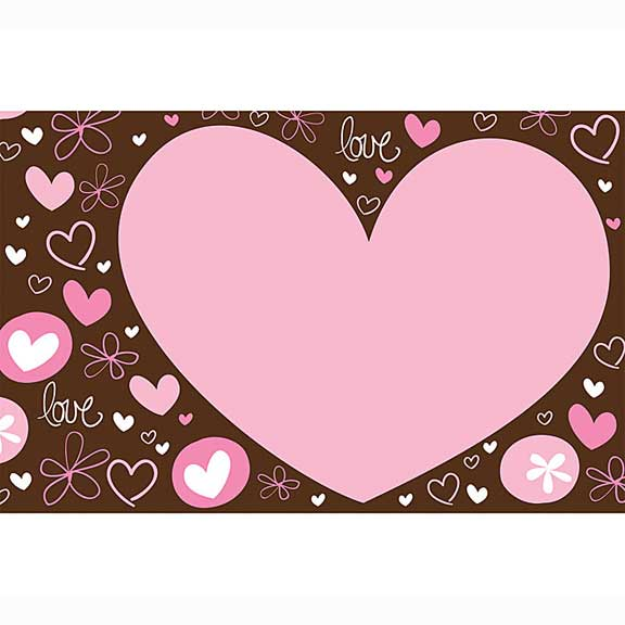 Chocolate Kiss Gift Card