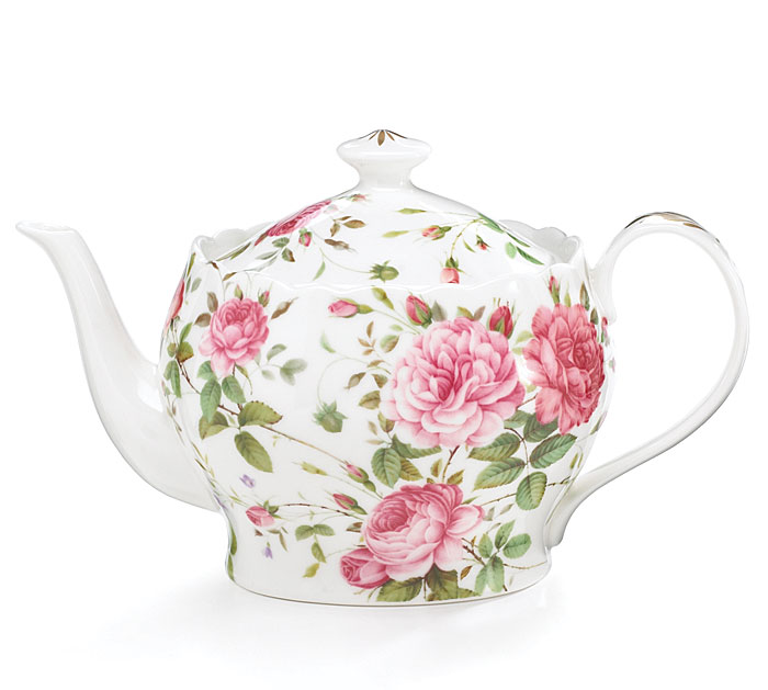 Saddlebrook Porcelain Teapot