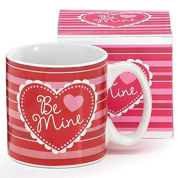 Be Mine Valentine Mug