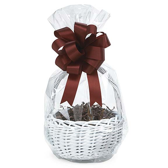 14x24 Round Bottom Basket Bag