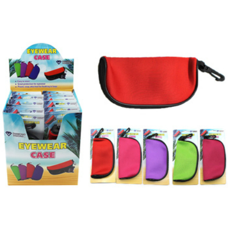 Eyewear Case with Clip