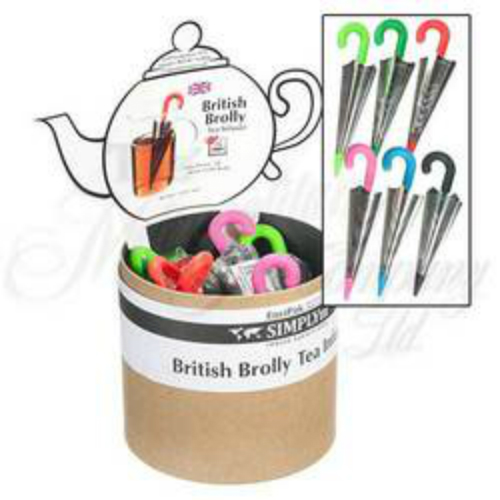 British Brolly Tea Infuser