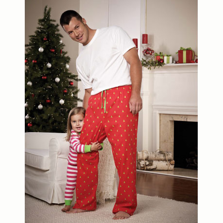 Men's Tree Pajama MD