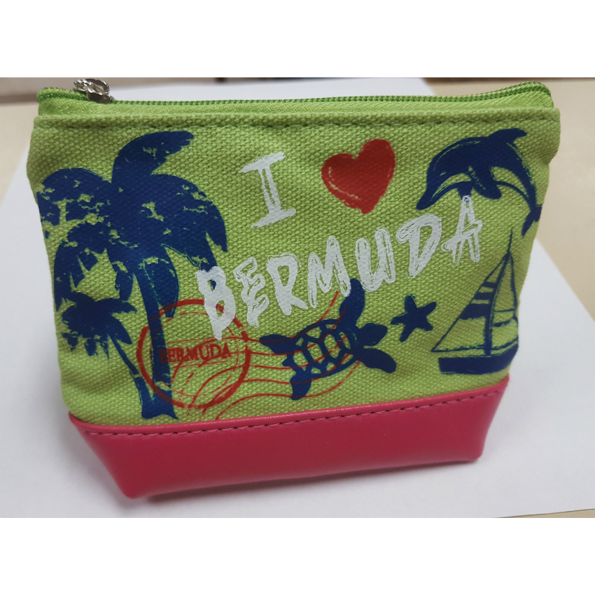 Bermuda Coin Purse