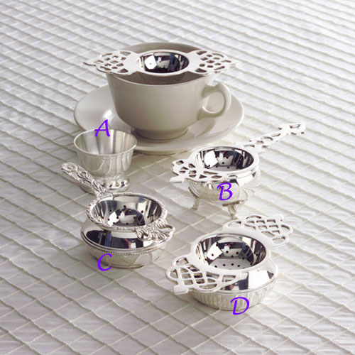 Silver Tea Infusers