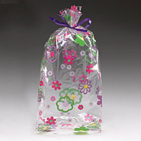 Flower Groove Cello Bags 11""