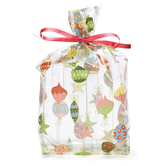 Merry Ornaments Cello Bag 7""