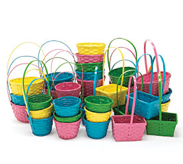 Colourful Assorted Baskets
