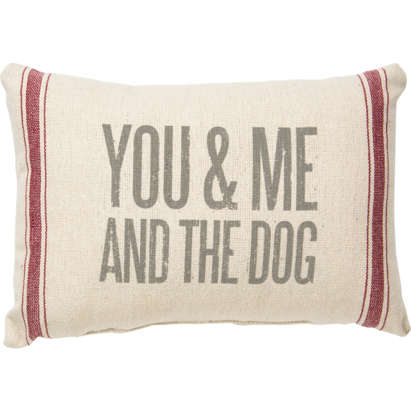 & The Dog Pillow