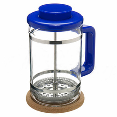 North Bank 4 Cup Blue Tea Press