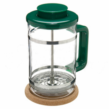 North Bank 4 Cup Green Tea Press