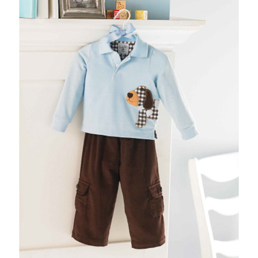 Puppy 2 Piece Set 12-18M