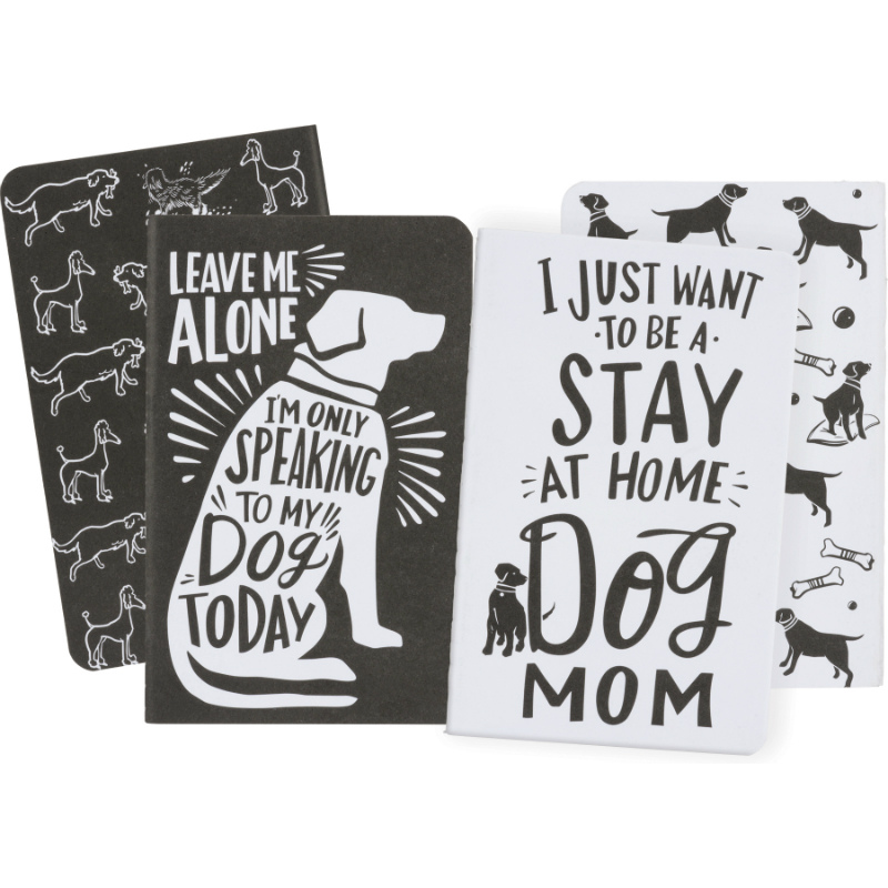 Dog Small Notebook Set/2