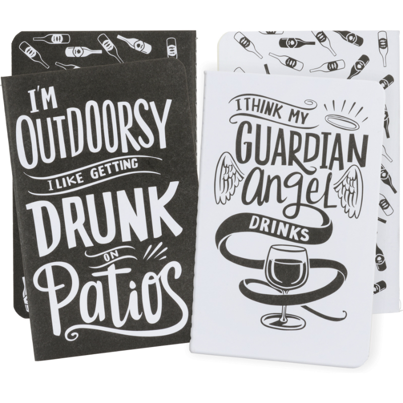 Outdoorsy Small Notebook Set/2