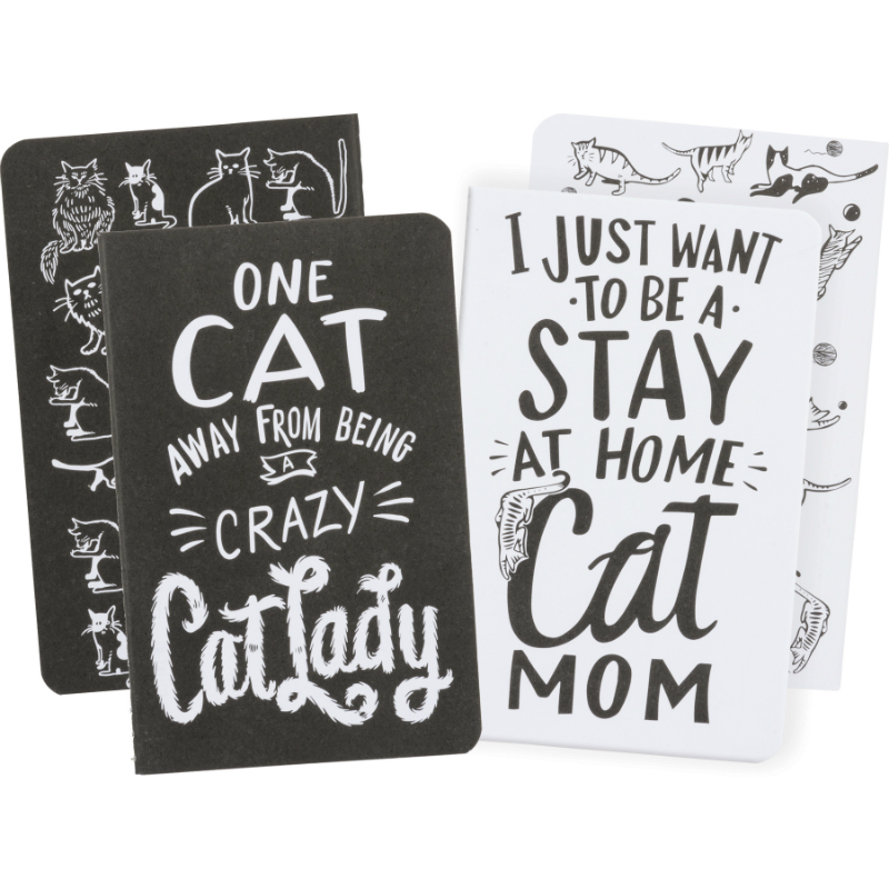 Cat Small Notebook Set/2