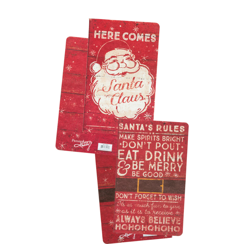 Here Comes Santa Claus Notebook Set/2