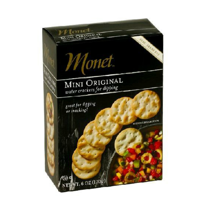 Monet Original Mini Crackers