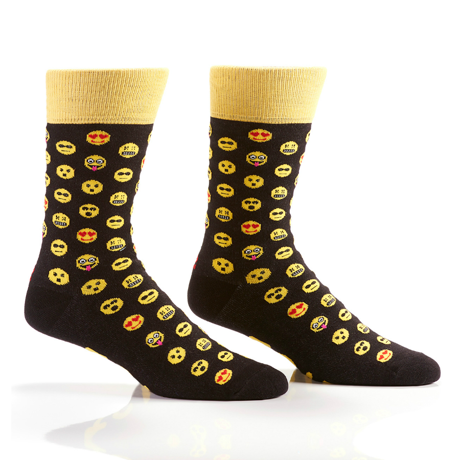 Express Yourself Men's Socks