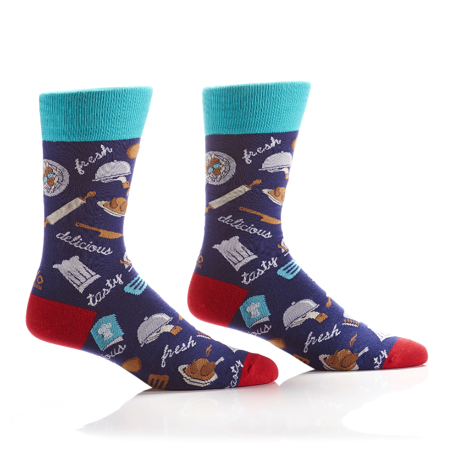 Foodie Men's Socks