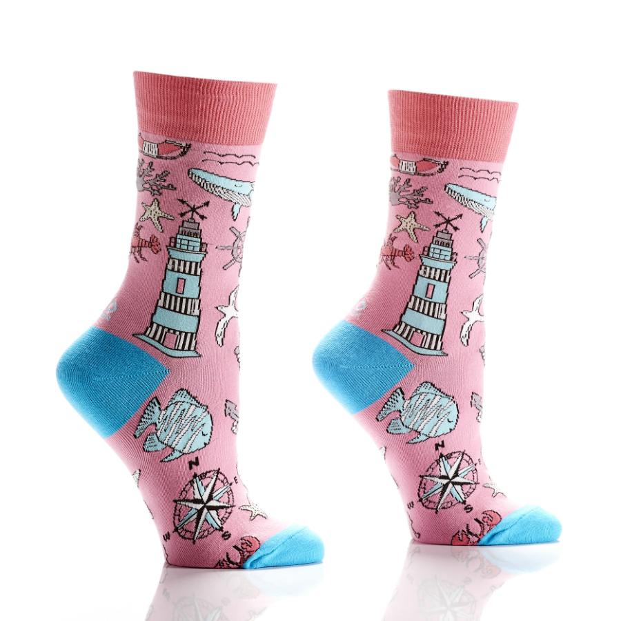 Seaside Women's Socks