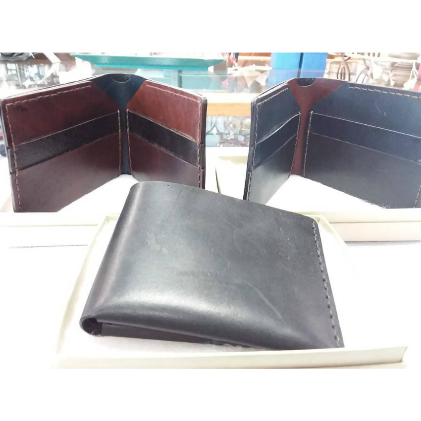 The Franklin Leather Wallet