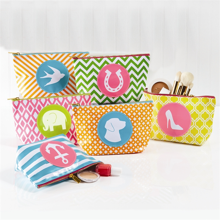 Chit Chat Cosmetic Case