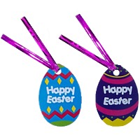 Easter Tags & Twist Ties Pkg/20
