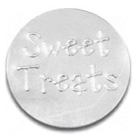 Sweet Treats Silver Seals Pk/24
