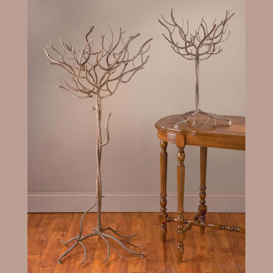 Natural Metal Tree 26.75""