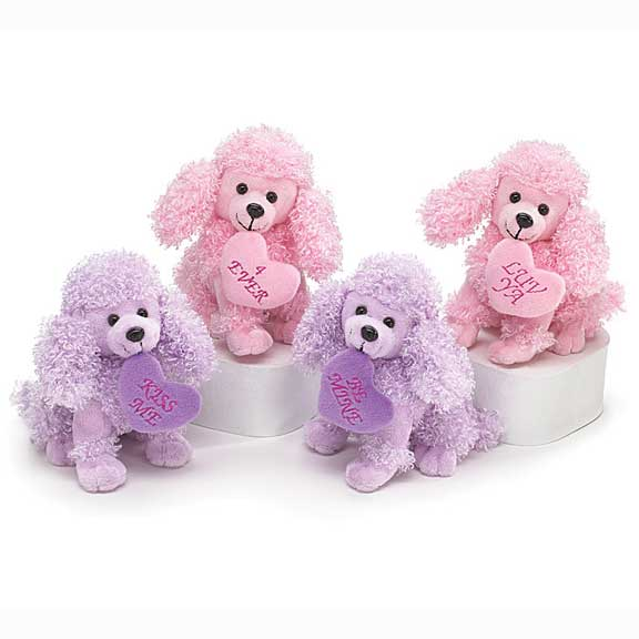 Plush Pretty Poodles