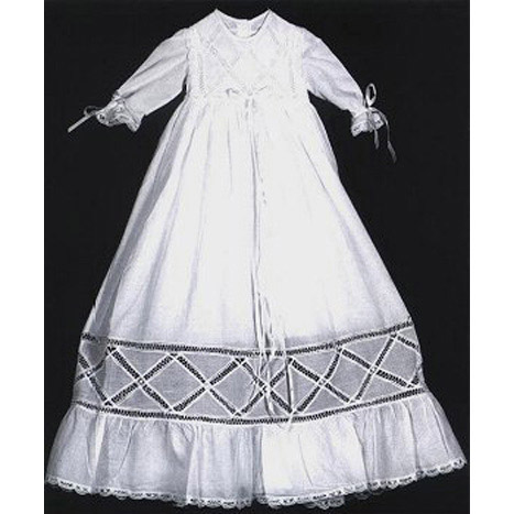 973 Baby Christening Gown
