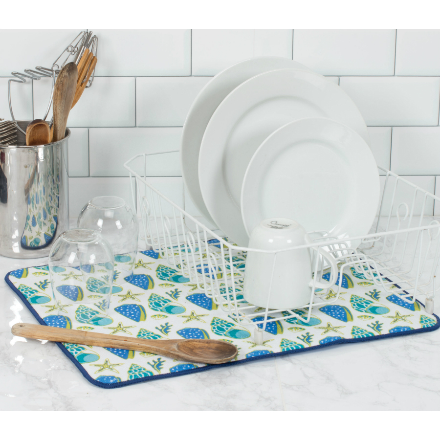 Saltwater Countertop Drying Mat