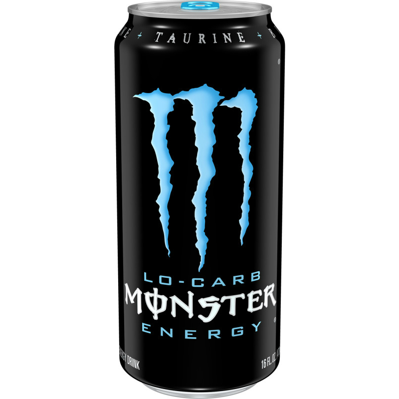 Monster Blue Energy Drink 16oz