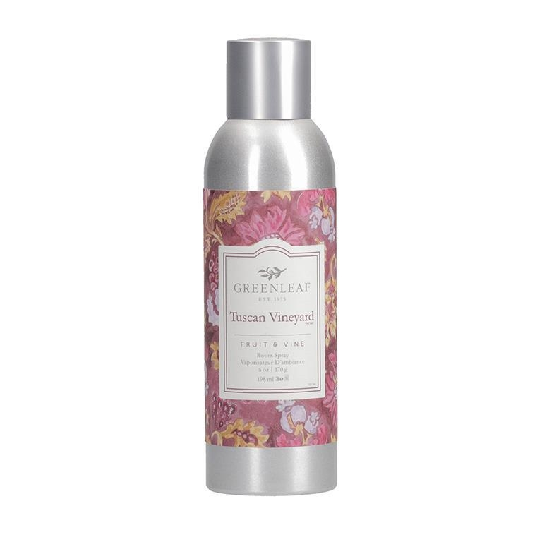 Tuscan Vinyard Room Spray