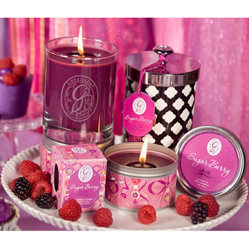 Candles/Fragrance/Essentials