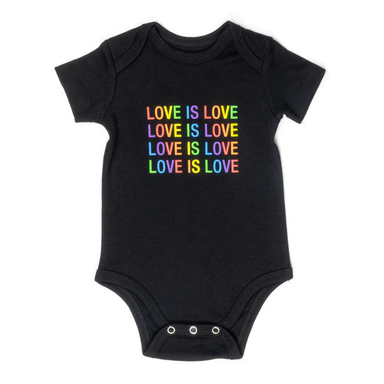 Love Is Love Bodysuit Onesie