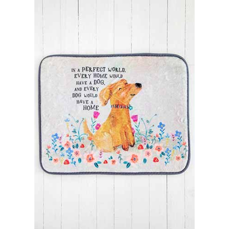 Perfect World Dog Drying Mat