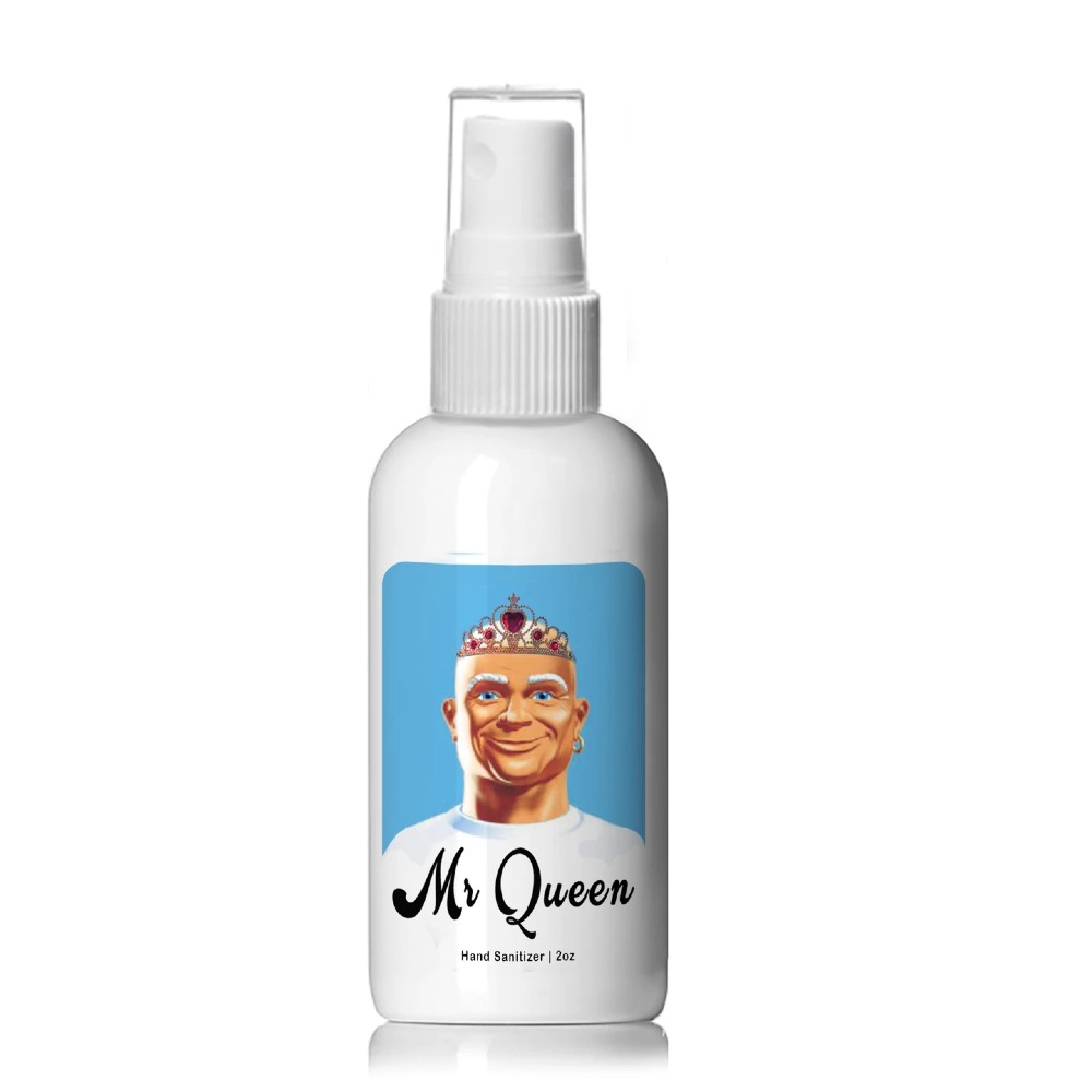 Mr. Queen Hand Sanitizer