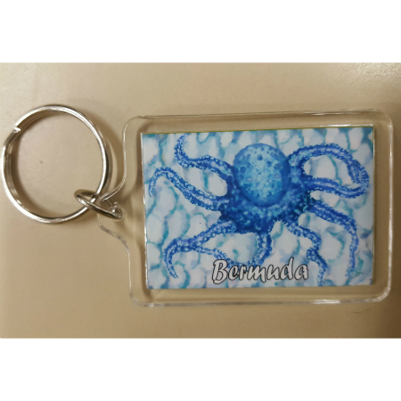 Bermuda Key Rings