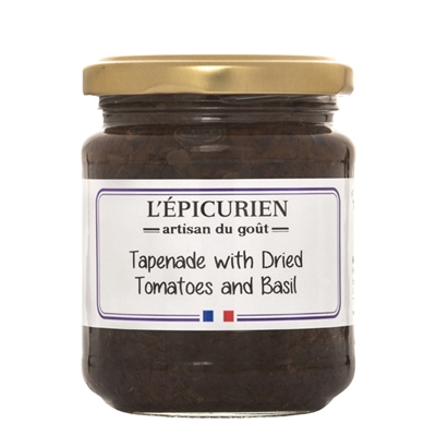Tapenade Dried Tomatoes & Basil