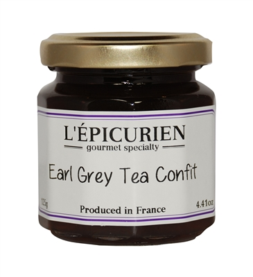 L'Epicurien Earl Grey Tea Confit