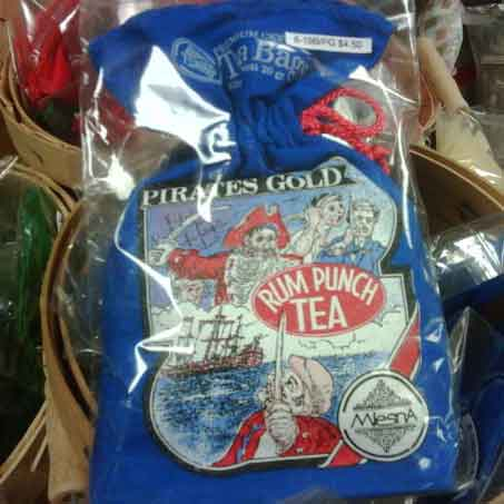 Pirates Gold Tea 10 Bag Pouch