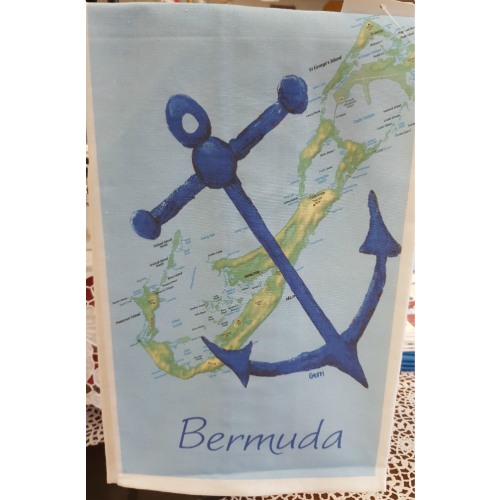 Bermuda Tea Towels