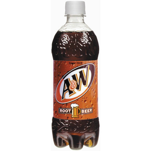 A&W Root Beer 20oz