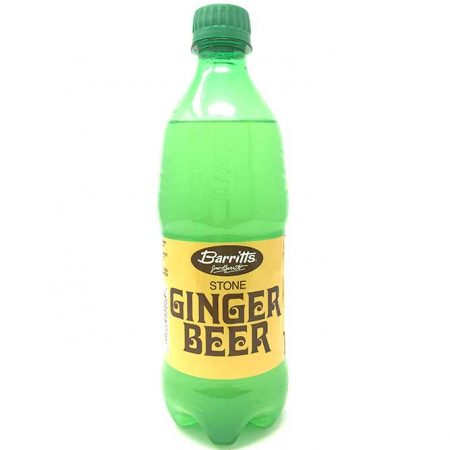 Barritts Ginger Beer 20oz Bottle