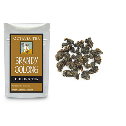 Brandy Oolong Tea SM