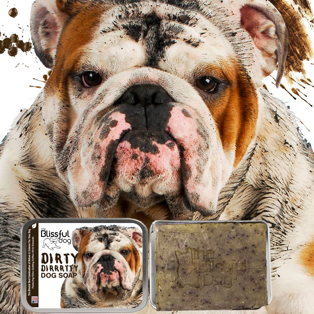 Dirty Dirrrtty Dog Bar Soap