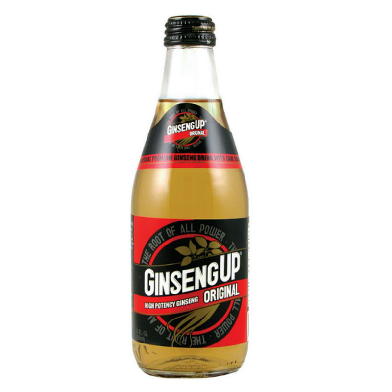 Ginseng-Up Original Soda 12oz