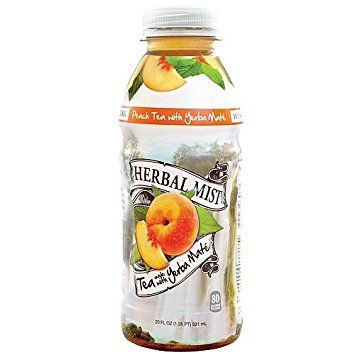 Herbal Mist Peach Tea 20oz Bottle